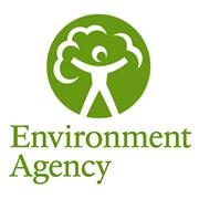 Environment agency logo stacked